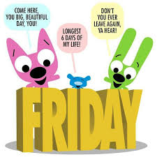 Tgif Quotes Amazing Best Work Quotes TGIF We Love Weekends Happy Friday Work
