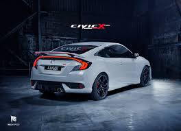 2016 Civic Si Coupe Accurately Rendered. But Is There a Turbo ...