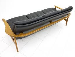 scandinavian leather furniture. Scandinavian Teak \u0026 Leather Sofa From The Sixties Furniture