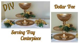 Diy Gold Candle Holders Diy Dollar Tree Gold 3 Tiered Stand Tutorial Christmas