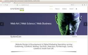 Web Design Godalming Systemcore Limited Wpml Contractor