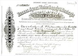 Corpex Stock Certificate Template Apple Pages Certificate Templates