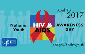 national youth hiv aids awareness day features cdc group of students