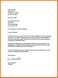 Business Letter Format Template 2 Basic Cover Formal Layout