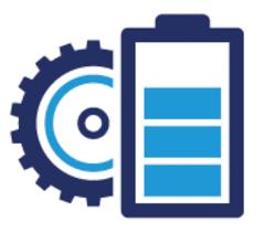 diesel generator icon. After Sales Network Diesel Generator Icon T