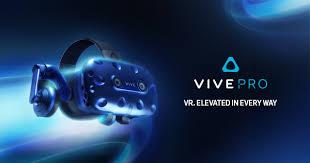 <b>VIVE Pro Full</b> Kit | The professional-grade VR headset