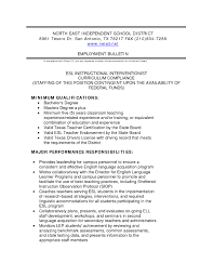 Efl Teacher Cover Letter Sample Cover Letter