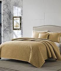 Quilts & Coverlets | Dillards & candice OLSON Ventura Wave-Quilted Matte Satin Duverlet Adamdwight.com