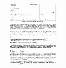 Employment Termination Agreement Gorgeous Employment Termination Agreement Fascinating 48 Business Separation