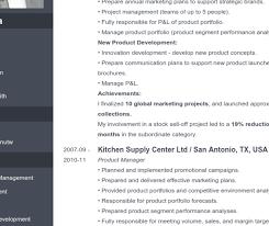 Free Online Resume Builder For Freshers Free Online Resume Builder