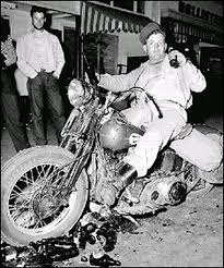 the mystique of the motorcycle
