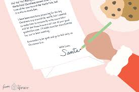 Free Letter From Santa Word Template 17 Free Letter From Santa Templates