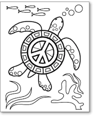 Small Picture Printable Coloring Pages Peace Hearts printable pdf of the