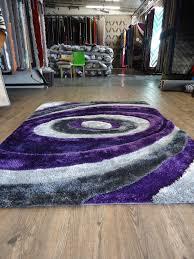 piece set handmade purplegray area rug pad rug addiction