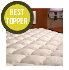 Small Picture Best Mattress Topper Reviews 2017 Buyers Guide and Comparisons