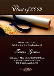 Templates For Graduation Invitations Graduation Invitation Template Beautiful Graduation