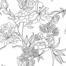 cool black and white designs. Fine White Removable Wallpaper From WallsNeedLove  Lifestyle On Cool Black And White Designs