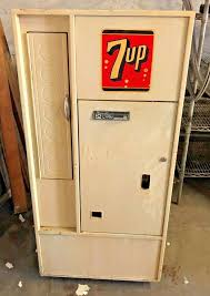 Vintage 7up Vending Machine For Sale Interesting Vintage 48up Soda Vending Machine Pop Bottle EBay