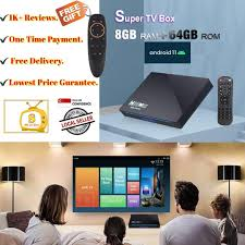 Life Time Android TV Box all-in latest Super TV Box 8GB RAM H96 Max android  11, 8gb ram 64gb rom , Latest Greatest Support IPTV 4K 6K 8K , Syber TV  #supportlocal,