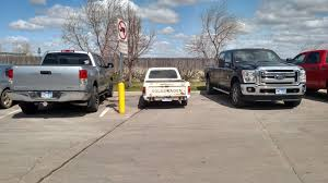 Tiny Trucks My Volkswagen Rabbit Looks Like A Toy Next To These Normal Trucks