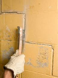 basement wall paintWonderful Inspiration How To Paint Basement Walls Painting A Wall