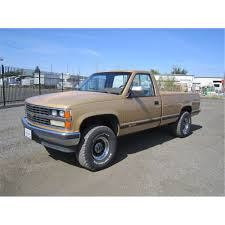 1988 Chevrolet 1500 Scottsdale 4x4 Pickup Truck