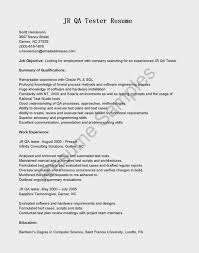 12 Quick Tips For Qa Resume Template Resume Information