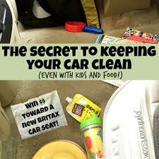 struggle with a messy car i discovered a secret that has completely changed things