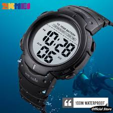 SKMEI New <b>Sports</b> Watches <b>Men Outdoor</b> Fashion Digital Watch ...