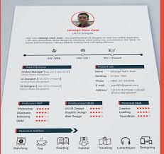 Resume Format 2017 Magnificent Proper Resume Format 60 Best Of Best Free Resume Templates In Psd