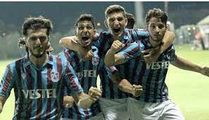 Galatasaray'ı yenen Trabzonspor U19 şampiyonu oldu!