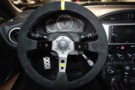 Cruise control bracket for aftermarket steering wheel - Scion FR-S ...