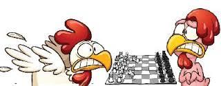 ผลการค้นหารูปภาพสำหรับ chess and chicken