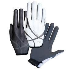 42 99 roeckl laila suntan mesh riding gloves