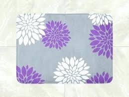 luxury purple bath rugs purple bathroom rugs like this item large purple bath rug purple bath