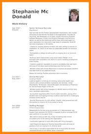 recruiter-sample-resumes-executive-recruiter-resume-example 8+ recruiter