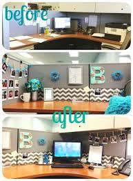 creative office desk decoration ideas best work desk decor ideas on cubicle ideas intended for office