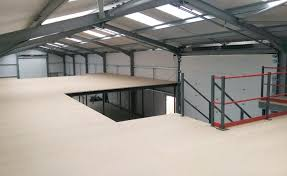 office mezzanine floor. Office Mezzanine Floor