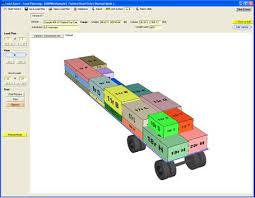 truck loading software, trailer loading software, container loading snowmobile trailer loading diagram flatbed loading pattern (skid pallet)