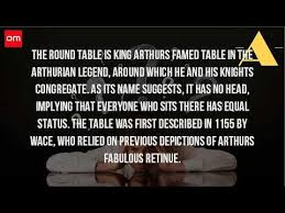 when was king arthur and the knights of the round table