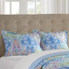echo design painted paisley comforter set  ebay
