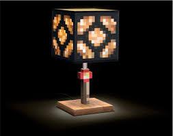 Minecraft Glowstone Lamp Amazoncom