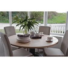 neptune chichester round dining table 150cm