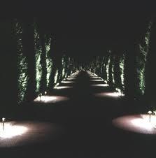 interesting lighting. Lighting Along A Driveway Can Make It More Interesting G