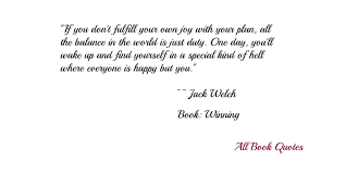 Winning Quotes Stunning Quotes From Jack Welch's 'Winning'