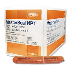 Masterseal Np1 Sealant Propak 20 Oz Black Color Case 20