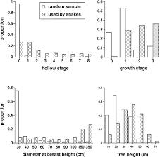 Radiotelemetric Study Of Habitat Use By The Arboreal Snake