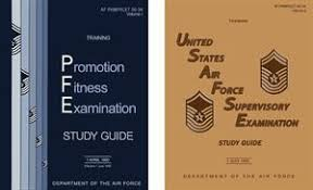 Air Force Mkts Chart 2017 Afh 1 And Enlisted Promotion Study Guides