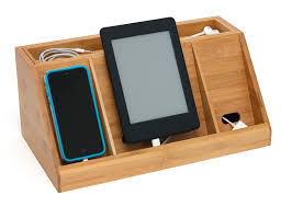 bamboo deluxe charging station lipper international mobile device stations