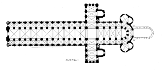 Architecture Floor Plans Bamberg Cathedral Built 1004  1012 Cathedral Floor Plans